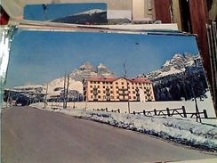8 CARD BELLUNO RIFUGI VEDUTE  VILLAGGIO ALPINO PIO XII ALBERGO CAPPELLO PASSO DURAN VBN1954/76 GK19053 - Belluno