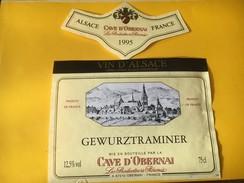 5805 - Gewurztraminer Cave D'Obernai 1995 - Gewurztraminer