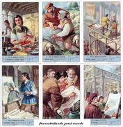 Chromo Liebig Sang. 1826 ITA Vita Ed Opere Di Giotto ANNO 1967 - Liebig