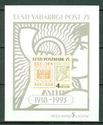 Estland 1993  Yv Bf 5**, Mi Bl 5**  MNH - Estonia