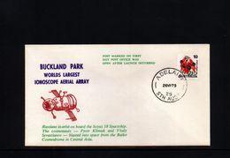 Australia Raumfahrt / Space 1975 Buckland Park Interesting Cover - Ozeanien