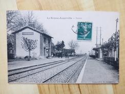 45 LA BROSSE AUGERVILLE LA GARE - STATION - France