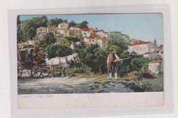 GREECE CORFU Nice Postcard - Griechenland