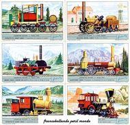 Chromo Liebig Sang. 1830 ITA Locomotive Antiche ANNO 1968 - Liebig
