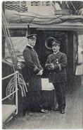 Das Sanitäts-Personal Und Befelhaber Am Dampfer Birger Jarl Rotez Kreuz Red Cross - Guerre 1914-18