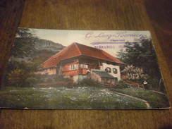 G Lucq - Hornez, Negociant, Bléharies (F3) - Advertising