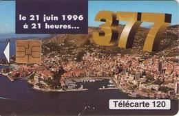 TARJETA TELEFONICA DE MONACO. (039) - Monaco