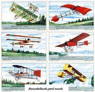 Chromo Liebig Sang. 1827 ITA Aeronautica Giovane ANNO 1968 - Liebig