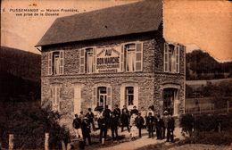 Douane - Pussemange - Maison Frontière - Douane