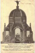 CPA N°14724 - MONUMENT DE PRIERES ET DE SOUVENIR - AVANT PROJET DE CHAPELLE COMMEMORATIVE MONT ST MICHEL DE BRASPARTS - Francia