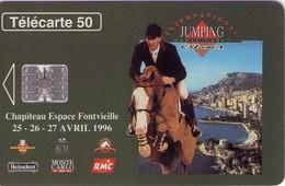 TARJETA TELEFONICA DE MONACO. (041) - Monaco