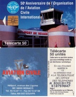 TARJETA TELEFONICA DE MONACO. (419) - Mónaco