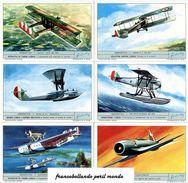 Chromo Liebig Sang. 1835 ITA Aeronautica ANNO 1969 - Liebig