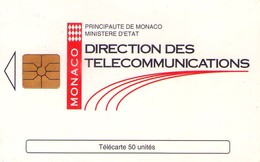 TARJETA TELEFONICA DE MONACO. (420) - Mónaco