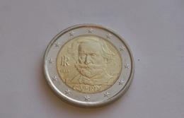 ITALY 2013, 2 EURO COIN GIUSEPPE VERDI - Italia