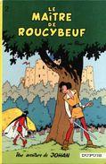Johan Et Pirlouit 2 Le Maître De Roucyboeuf PEYO EO Française - Johan Et Pirlouit
