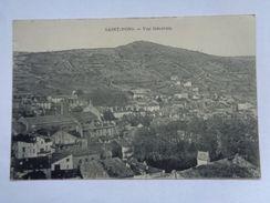 Réf: 84-1-53.                 SAINT-PONS          Vue Générale - Saint-Pons-de-Mauchiens