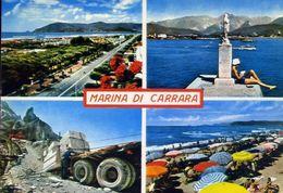 Marina Di Carrara - 1036 - Formato Grande Viaggiata – E 3 - Carrara