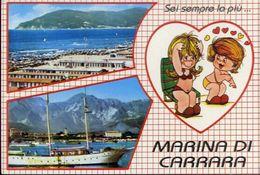 Marina Di Carrara - 48 - Formato Grande Viaggiata – E 3 - Carrara