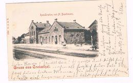 D-7960    CREUZTHAL : Restauration Von H. Buschmann - Kreuztal