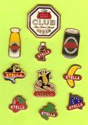 Spécial 10 Pin's Bière Stella Artois NA - #097 - Beer
