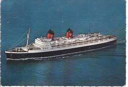 Passagier - Schnelldampfer  Hanseatic - Hamburg Atlantic Linie -   **oran-1-467** - Passagiersschepen