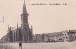 AUDUN LE ROMAN PLACE DE L'EGLISE (dil152) - France