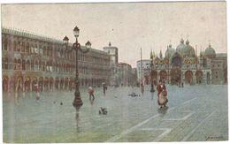 ITALIA - ITALY - ITALIE - 1936 - 75c + Annullo Speciale Nuovo Circolo Degli Scacchi Di Roma - Venezia, Piazza San Marco - Venezia (Venice)