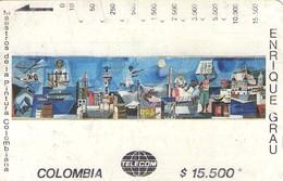 TARJETA TELEFONICA DE COLOMBIA. (236) - Colombia