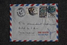 Lettre De MADAGASCAR à FRANCE - Brieven En Documenten