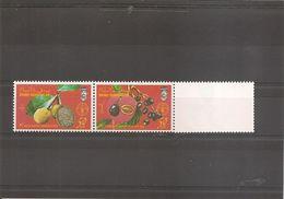 Brunei - Fruits  ( 375/378 XXX -MNH) - Brunei (1984-...)