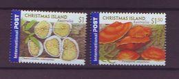 CHR 2001, Mushrooms 2v MNH - Territorio Antártico Australiano (AAT)
