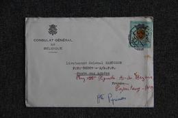 Lettre De La République Portugaise Du MOZAMBIQUE à FRANCE - Mozambique