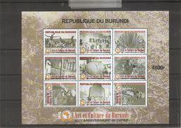 Burundi ( BF 158 XXX -MNH) - Burundi