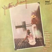 LP Argentino De Artistas Varios Yesterday Año 1979 - Discos De Vinilo
