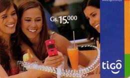 TARJETA TELEFONICA DE PARAGUAY (PREPAGO). (751) - Paraguay
