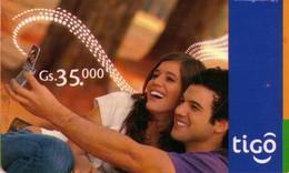 TARJETA TELEFONICA DE PARAGUAY (PREPAGO). (752) - Paraguay
