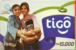 TARJETA TELEFONICA DE PARAGUAY (PREPAGO). (753) - Paraguay