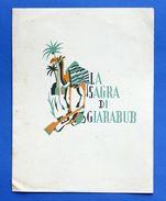 Storia WWII - Testo Canzone La Sagra Di Giarabub - Unclassified
