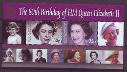 GEO 2006, Elizabeth II 80th Birthday S/s MNH - Georgias Del Sur (Islas)