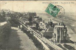 TROUVILLE -- Vue Générale Des Villas                              -- ND 28 - Trouville