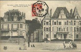 TROUVILLE -- Rue ? , Villa Lionnel Et Jeanne                              -- MTIL 458 - Trouville