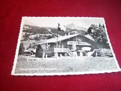 CHALET AIGUENOIRE LES DIABLERETS  1951 - Switzerland