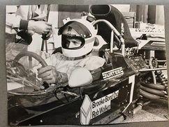 Automobilismo Fotografia - John Surtees 7 - Surtees Ford TS 9 - 1971 Formula 1 - Fotografia