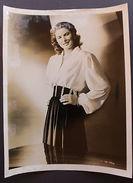 Fotografia Epoca Cinema Attrice Ingrid Bergman Anni '40 - Photos