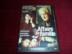 AFFAIRE DE FAMILLE  AVEC ANDRE DUSSOLLIER  / MIOU MIOU ++++ - Drama