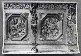 Foto D'archivio Stalli Coro Chiesa Di San Nicola Da Tolentino - Ivrea , Anni '50 - Foto