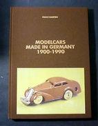 Giocattoli D' Epoca - Modelcars Made In Germany 1998 - Giocattoli Antichi