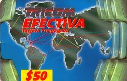 TARJETA TELEFONICA  DE LA REPUBLICA DOMINICANA (PREPAGO). (746) - Dominicana