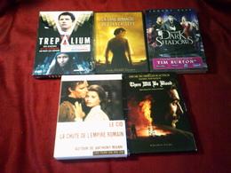 PROMO DVD 5 FILMS  DVD   POUR 20 EUROS°°°  REF  JOE 6 - DVDs